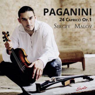 Photo No.1 of Niccolo Paganini: 24 Capricci Op.1 for Violin Solo