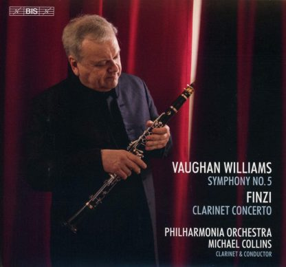 Photo No.1 of Vaughan Williams: Symphony No. 5 - Finzi: Clarinet Concerto