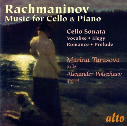 Photo No.1 of Rachmaninov: Music for Cello & Piano