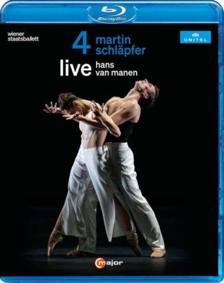 Photo No.1 of Hans van Manen: Live & Martin Schläpfer: 4