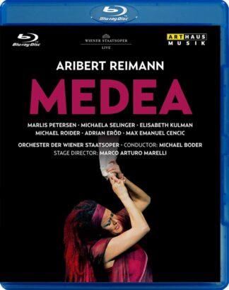 Photo No.1 of Aribert Reimann: Medea