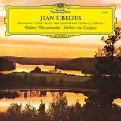 Photo No.1 of Sibelius: Finlandia, Valse triste, The Swan of Tuonela & Tapiola (LP)
