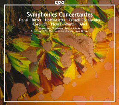 Photo No.1 of Symphonies Concertantes