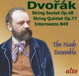 Photo No.1 of Dvorak: String Sextet & String Quintet