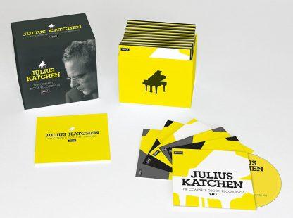 Photo No.1 of Julius Katchen: The Complete Decca Recordings