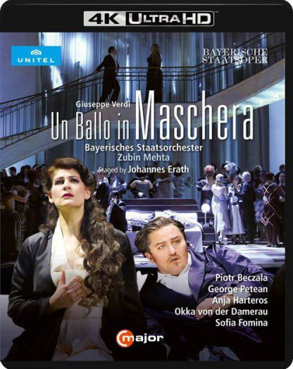 Photo No.1 of Verdi: Un ballo in maschera