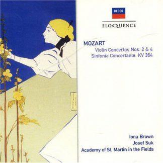 Photo No.1 of Mozart: Violin Concerto No. 4 in D major, K218, etc.