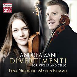 Photo No.1 of Zani:Divertimenti