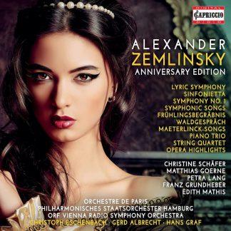 Photo No.1 of Alexander von Zemlinsky: Anniversary Edition