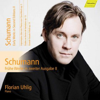 Photo No.1 of Robert Schumann: Complete Works for Piano, Vol. 15 - Early Works in Second Editions II