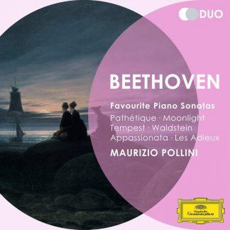 Photo No.1 of Ludwig van Beethoven: Favourite Piano Sonatas