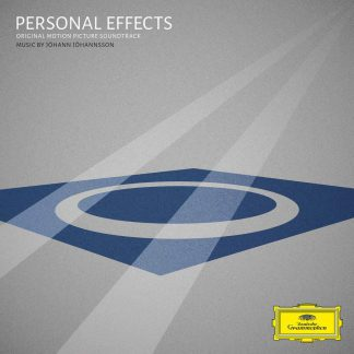 Photo No.1 of Jóhannsson: Personal Effects (Soundtrack)