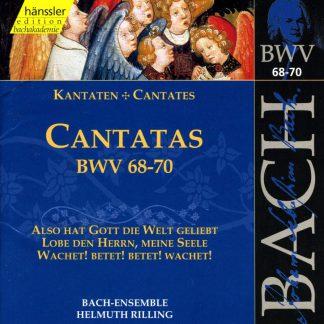 Photo No.1 of Johann Sebastian Bach - Cantatas Vol. 22