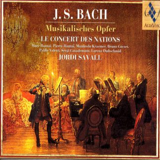 Photo No.1 of Bach, J S: Musical Offering, BWV1079