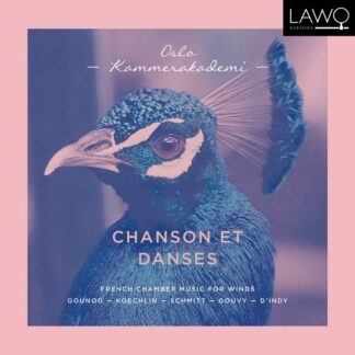 Photo No.1 of Chanson Et Danses - French Chamber Music For Winds