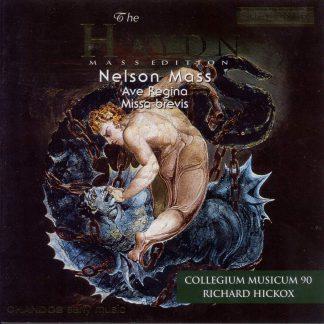 Photo No.1 of Joseph Haydn: Mass Edition - Nelson Mass