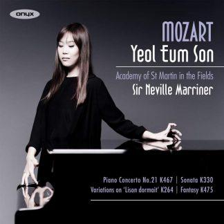 Photo No.1 of Mozart: Piano Concerto No. 21, Sonata K330, Variations in C on 'Lison dormait' & Fantasy K475