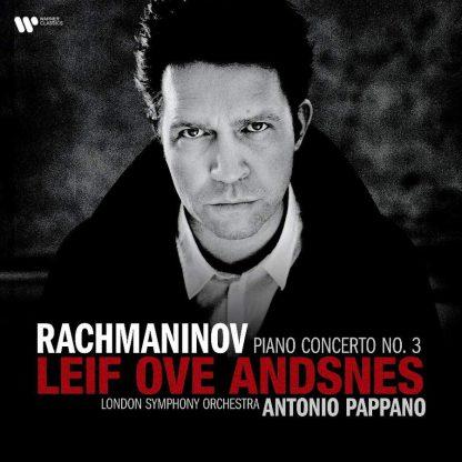 Photo No.1 of Rachmaninov: Piano Concerto No. 3 - Vinyl Edition (180g)