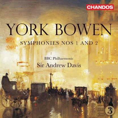 Photo No.1 of York Bowen: Symphonies Nos. 1 & 2