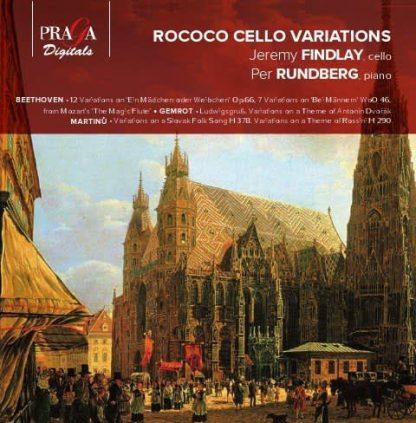 Photo No.1 of Rococo Cello Variations