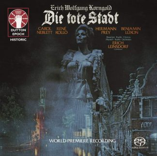 Photo No.1 of Erich Wolfgang Korngold: Die tote Stadt