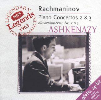 Photo No.1 of Rachmaninov: Piano Concertos Nos 2 &3