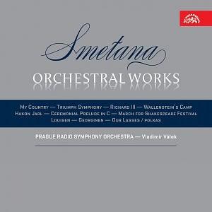 Photo No.1 of Bedrich Smetana: Orchestral Works