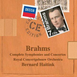Photo No.1 of Johannes Brahms: Complete Concertos & Symphonies