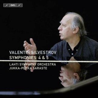 Photo No.1 of Valentin Silvestrov: Symphonies Nos. 4 & 5