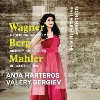 Photo No.1 of Anja Harteros - Liecder: Wagner, Berg & Mahler
