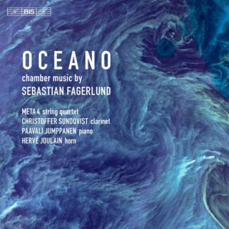Photo No.1 of Sebastian Fagerlund: Oceano (Chamber Music)