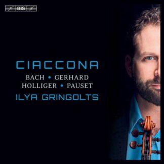 Photo No.1 of Ciaccona - Ilya Gringolts (violin)