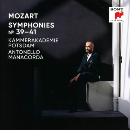 Photo No.1 of Wolfgang Amadeus Mozart: Symphonies Nos. 39, 40, 41
