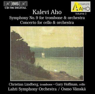 Photo No.1 of Kalevi Aho: Symphony No. 9 & Cello Concerto