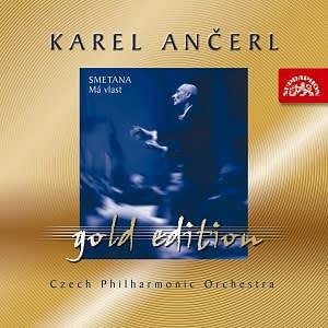 Photo No.1 of Karel Ancerl Gold Edition Vol.1 - Smetana: Má Vlast