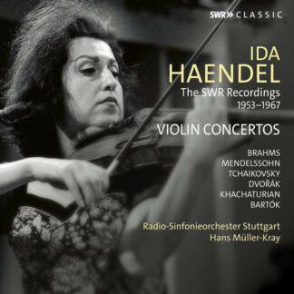 Photo No.1 of Ida Haendel - The SWR Recordings 1953-1967