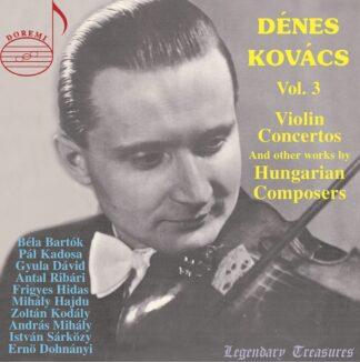 Photo No.1 of Denes Kovacs - Legendary Treasures Vol.3