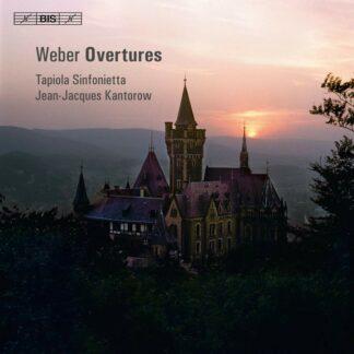 Photo No.1 of Carl Maria von Weber: Overtures