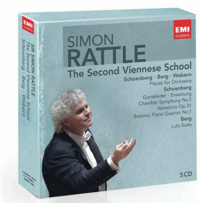 Photo No.3 of Simon Rattle - The Second Viennese School
