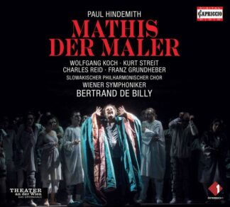 Photo No.1 of Paul Hindemith: Mathis der Maler