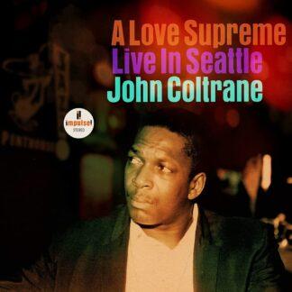 Photo No.1 of John Coltrane: A Love Supreme: Live In Seattle