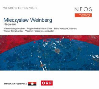 Photo No.1 of Mieczyslaw Weinberg: Requiem (Weinberg Edition Vol. 3)