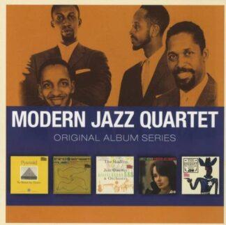 Photo No.1 of The Modern Jazz Quartet: Original Album Series