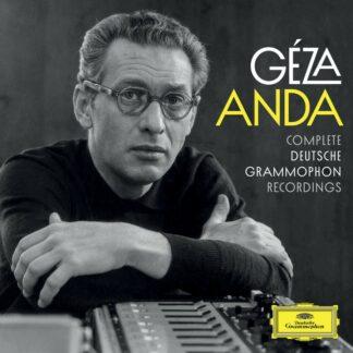 Photo No.1 of Geza Anda - Complete Deutsche Grammophon Recordings