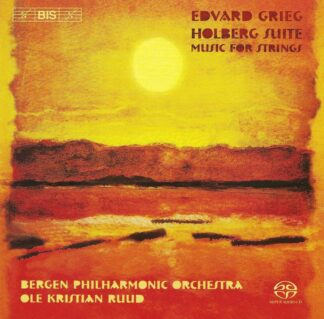 Photo No.1 of Edvard Grieg: Music for String Orchestra