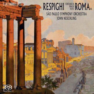 Photo No.1 of Ottorino Respighi: Roman Trilogy (Fontane Di Roma/ Pini Di Roma/ Feste Romane)