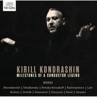 Photo No.1 of Kirill Kondrashin - Milstones of a Conductor Legend