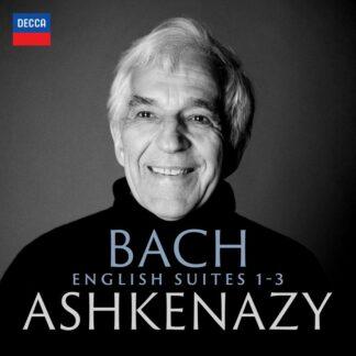 Photo No.1 of Johann Sebastian Bach: English Suites 1-3