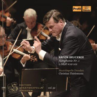 Photo No.1 of Anton Bruckner: Symphony No. 1 in C Minor, WAB 101 (Live)