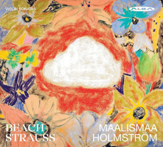 Photo No.1 of Amy Beach & Richard Strauss: Violin Sonatas